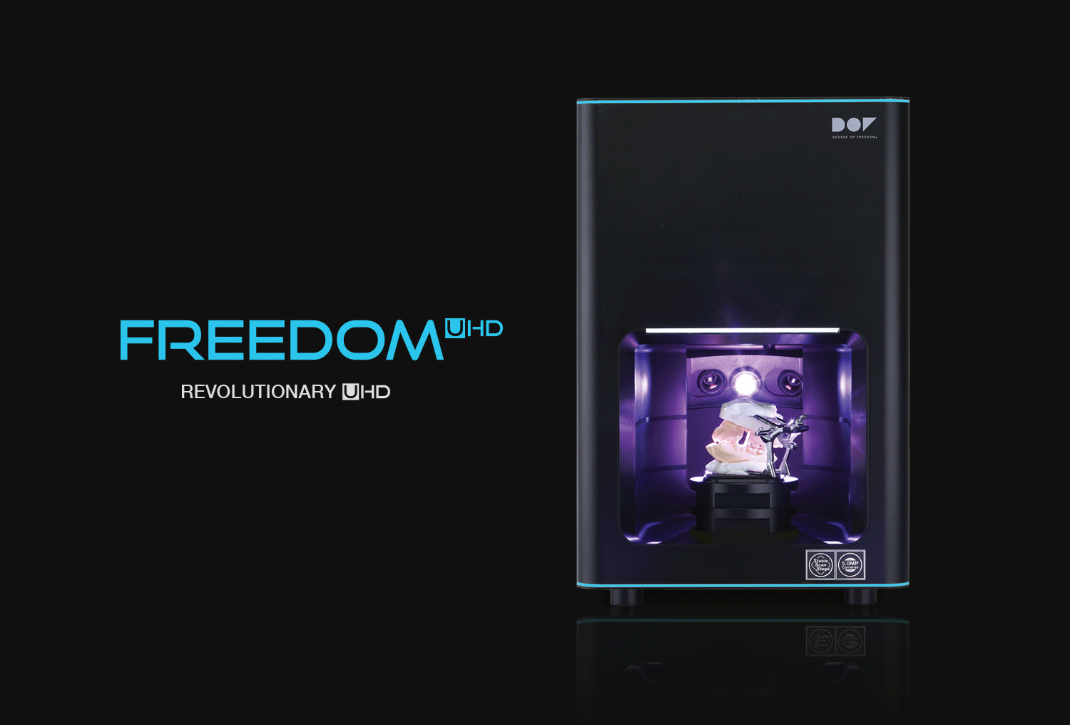 FREEDOM UHD - REVOLUTIONARY UHD